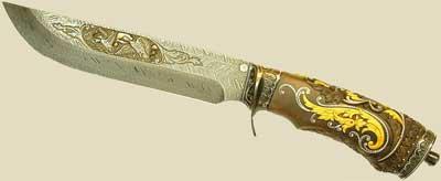 Чертеж Охотничьего Ножа Из Игры Кс Го