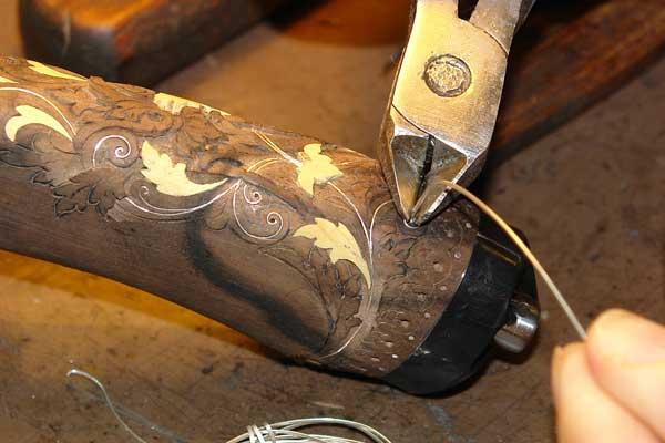 Металл для ножей своими руками